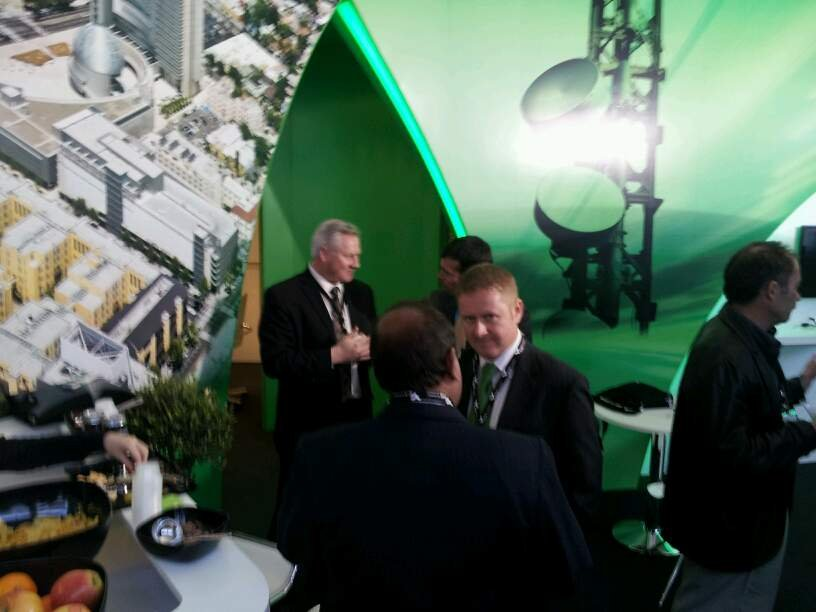 Aviat Networks meets customers at Mobile World Congress 2012