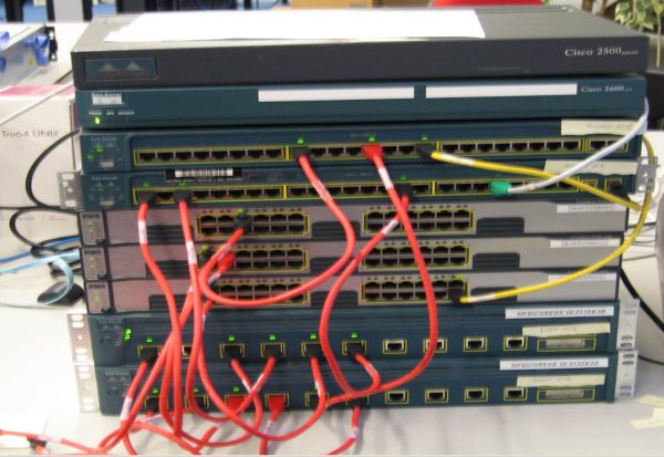 4 Steps to Make Cisco Routers Microwave Bandwidth Aware