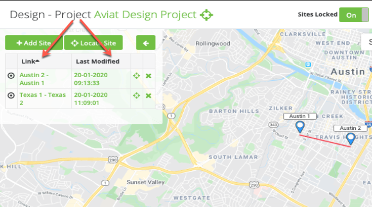 New updates to Aviat Design make link planning even easier
