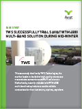 TWS successfully trials Aviat WTM 4800 multi-band solution during mid-winter