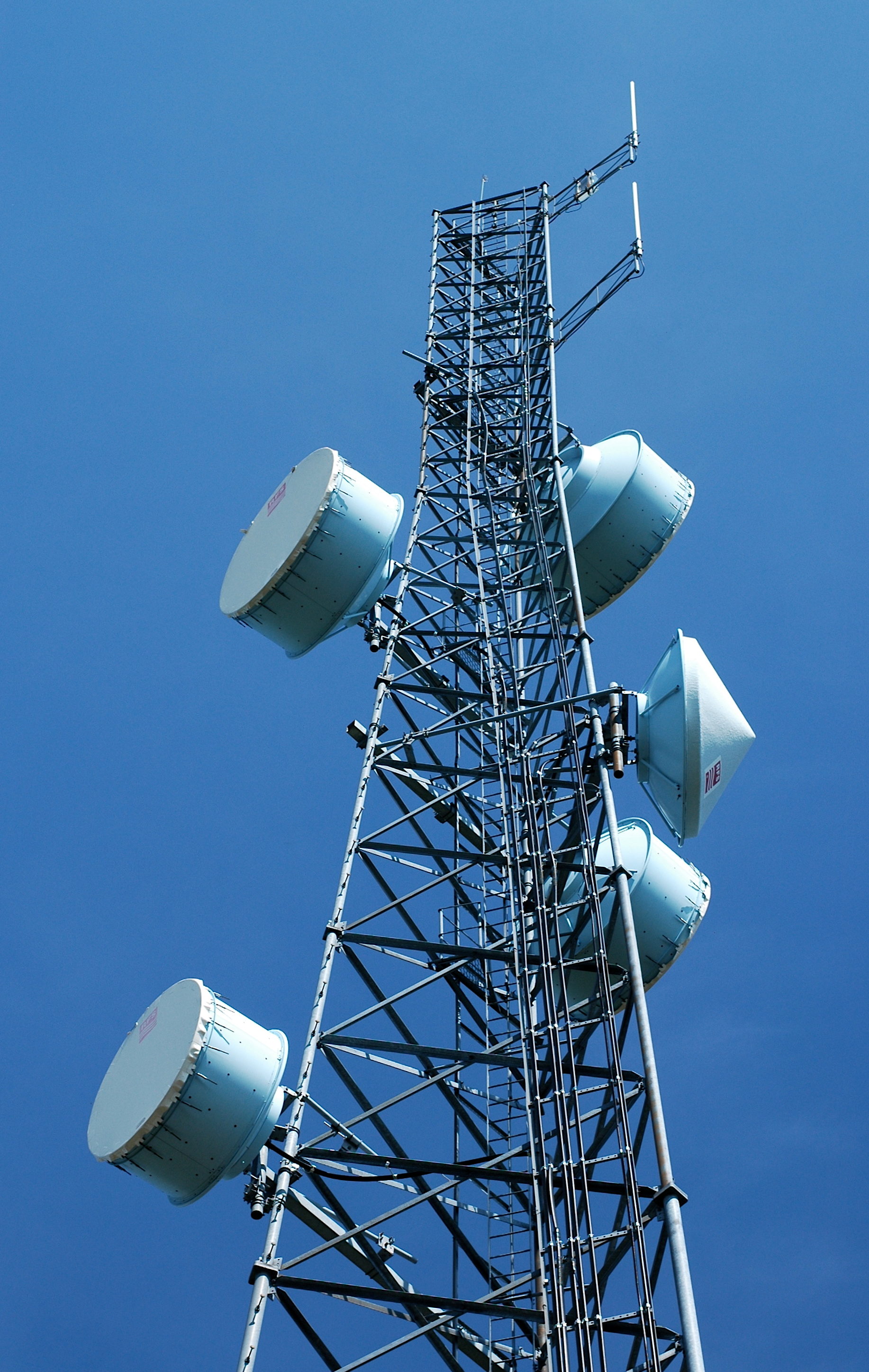 Cell tower with microwave: many lessons were taught and learned at LTE Africa, Aviat's Siphiwe Nelwamondo reports.